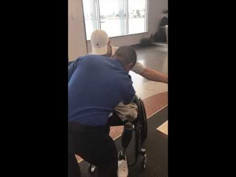 Garret Lewis - We Build The Wall Founder Harassed, Groped By TSA At Tucson Airport