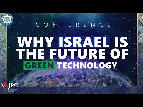#WPCAFC 2020 Conference | Revealing Israel's Latest Climate Innovations