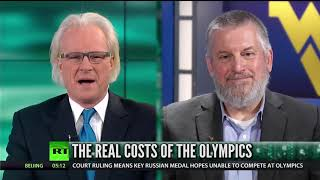 The Cost Of The Olympics