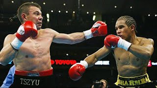 видео: Kostya Tszyu vs Sharmba Mitchell 2 / Костя Цзю - Шармба Митчелл 2