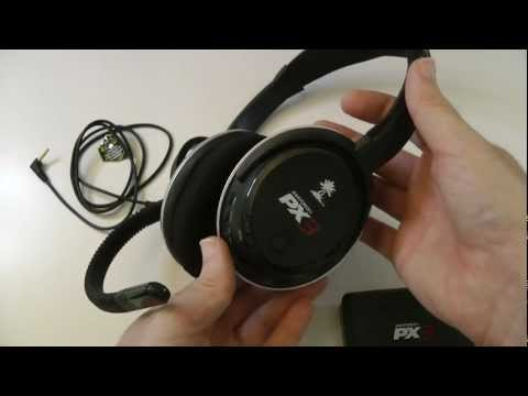 Turtle Beach Ear Force PX3 Gaming Headset Review