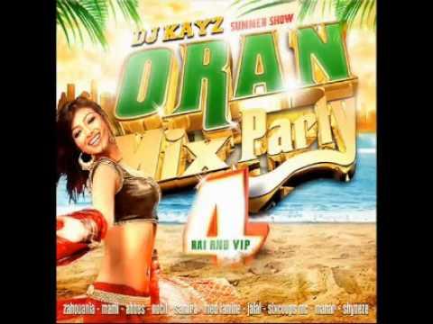 gratuitement dj kayz oran mix party 7