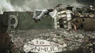 Kenny Larkin - Wake Me (Re-Upload & Video Re-Edit)