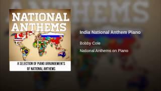 India National Anthem Piano