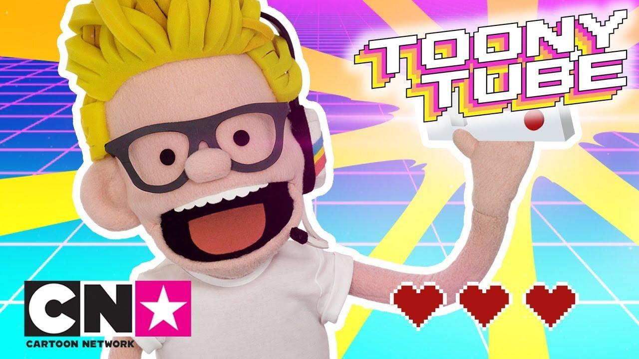 Toony Tube Os Jogos De Computador Cartoon Network Youtube