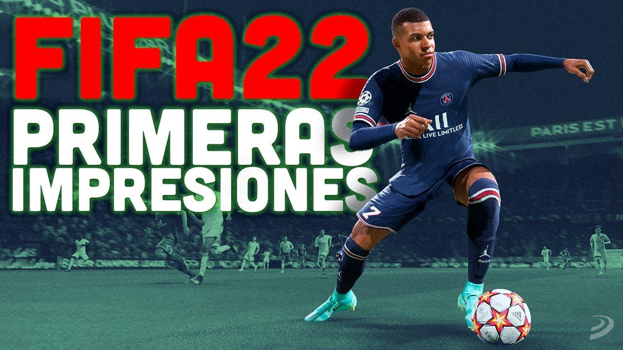 FIFA 22 LO HEMOS JUGADO ¿REVOLUCIÓN o CONTINUISTA? PROBAMOS a FONDO el juego de fútbol de EA SPORTS