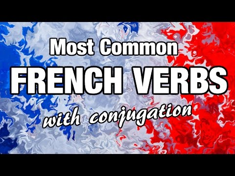 70+ Common French Verbs with Conjugation · Présent, Futur &