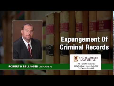 Why You Should Hire An Attorney For Your Criminal Record Expungement In Fort Wayne? | (260) 428-2214