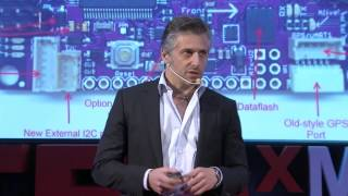 Human's new eye: Ian Lyons at TEDxMacquarieUniversity