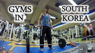 Gyms In Korea   Teaching English In Korea