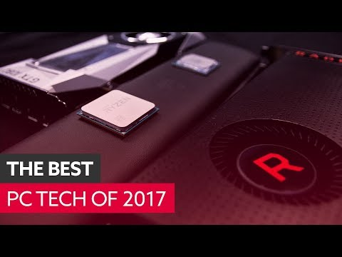 Best PC tech of 2017 | Hardware