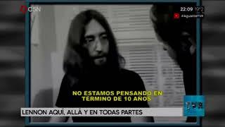 Homenaje a Lennon