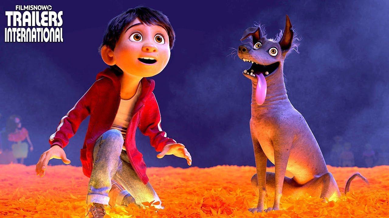 Viva A Vida E Uma Festa Novo Trailer Do Filme Disney Pixar