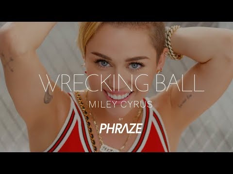Miley Cyrus ✘ Wrecking Ball Zouk Remix by Phraze
