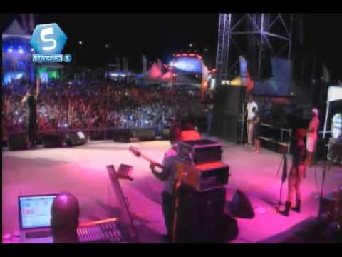 Machel Montano at Tribe Ignite 2014