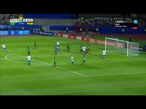 Brazil vs Bolivia 3-0 Highlights & All Goals – Copa América 2019