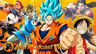 NEW MeriPodcast 11x14: Dragon Ball FighterZ, a qué jugaremos en Navidad y GOTY MeriStation