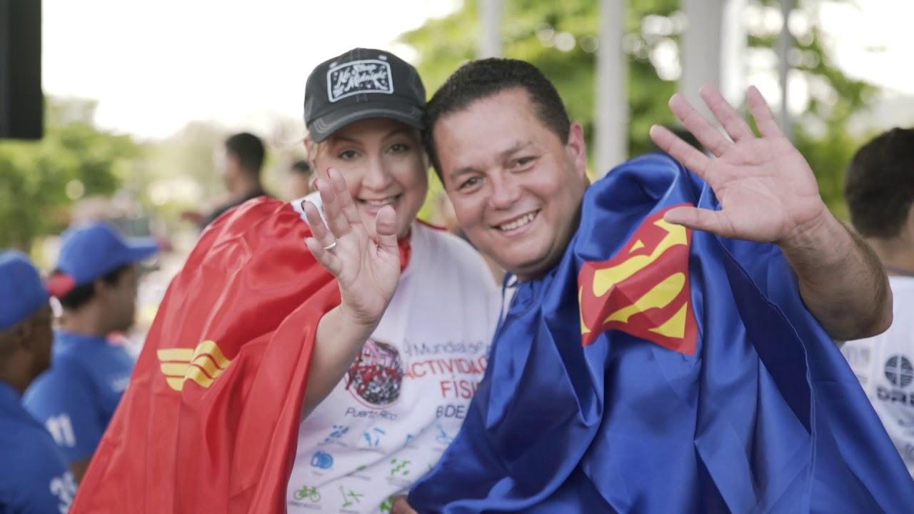 Semana y Día Mundial de Actividad Física Puerto Rico 2019