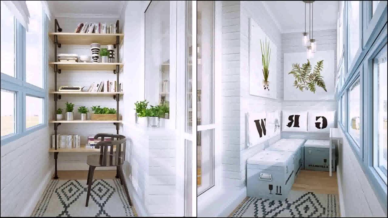 Enclosed Balcony Design Ideas 2