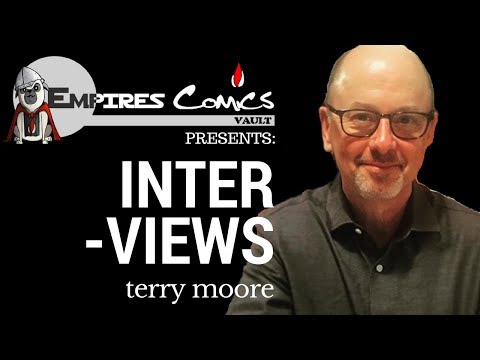 The Terry Moore   Presented by Empire's Comics Vault