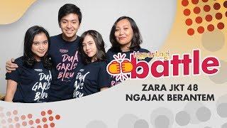 Zara JKT48 Bikin Ribut Game Jawab Cepat #KapanLagiBattle