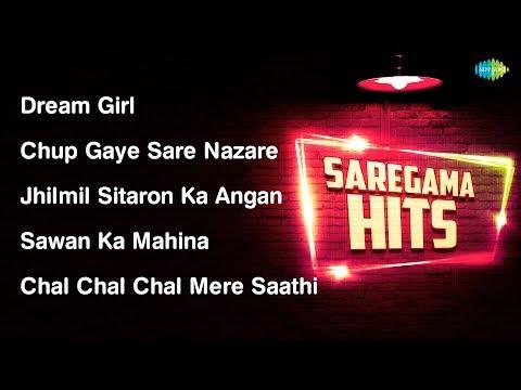 Dream Girl | Chup Gaye Sare | Jhilmil Sitaron Ka | Sawan Ka Mahina | Chal Chal Chal