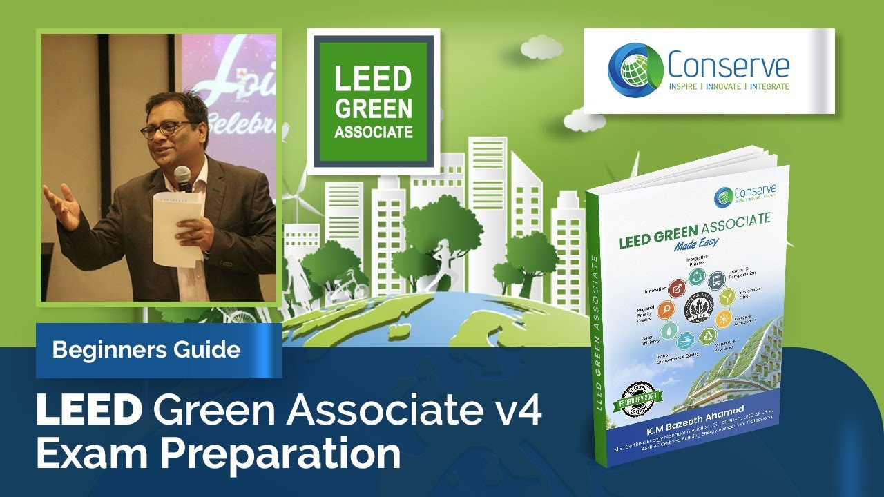Beginners guide to usgbc leed v4 green associate examination beginners guide to usgbc leed v4 green associate examination leed green associate made easy xflitez Images
