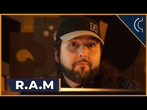 RAM (Robot Acteur Manager) feat. JDG - Curry Club