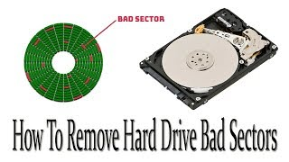 How To Remove Hard Drive Bad Sectors Easy