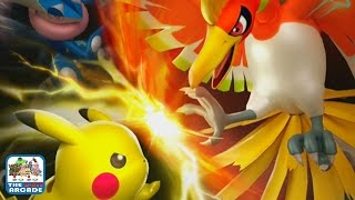 Pokemon Duel - Pokemon Figures Explode Onto The Strategy Board (iOS/iPad Gameplay)