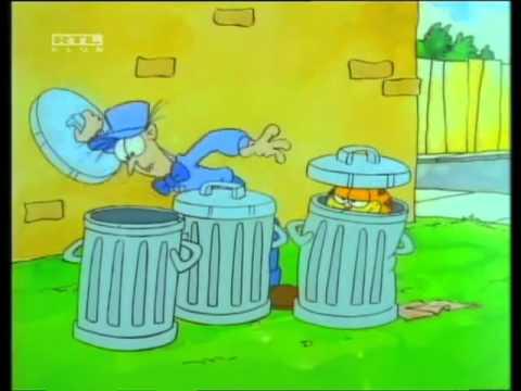 youtube filmek - Garfield és Barátai - A Buta Sintér