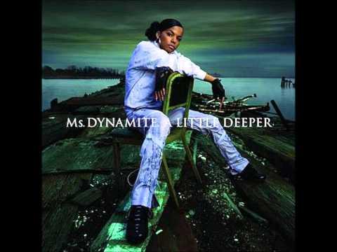 Ms  Dynamite  Now u want my love