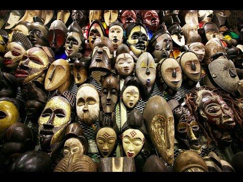 Past Lives: African Masks