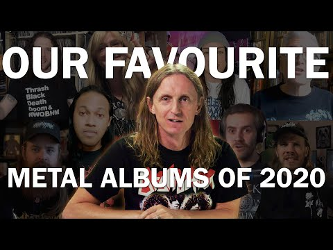 BangerTV | BEST METAL OF 2020 | BangerTV pick our favourite albums