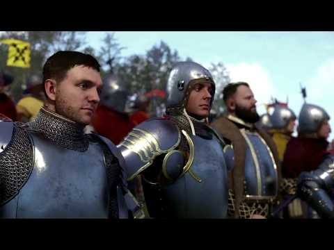 KINGDOM COME: DELIVERANCE - Preview ITA