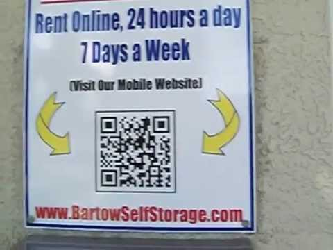 Move in to Bartow Florida Self Storage 24/7!