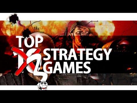 Топ 10 Лучших игр  2012 года -  Стратегии