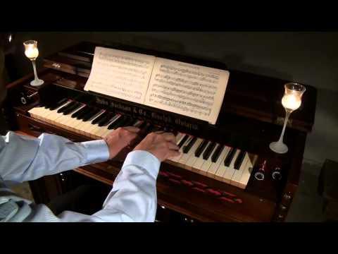 Reed Organ - Melodie Religieuse - P.M.J. Fallouard