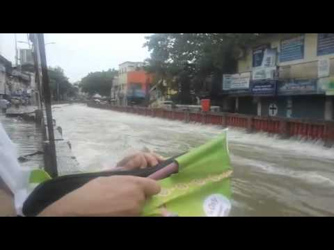 West mambalam during floods