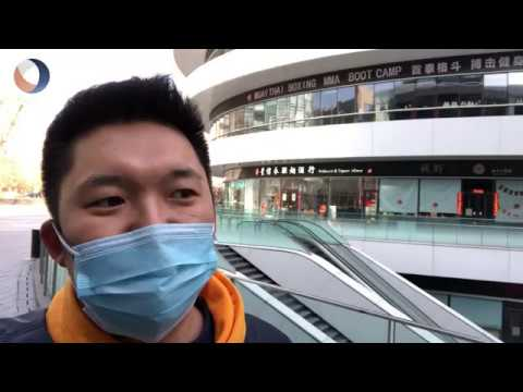 Visiting the eerie streets of Beijing during the coronavirus outbreak