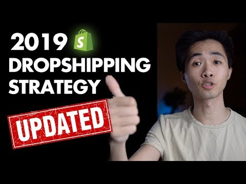 [NEW] 2019 Dropshipping Store Strategy | Shopify Tutorial Step by Step thumbnail
