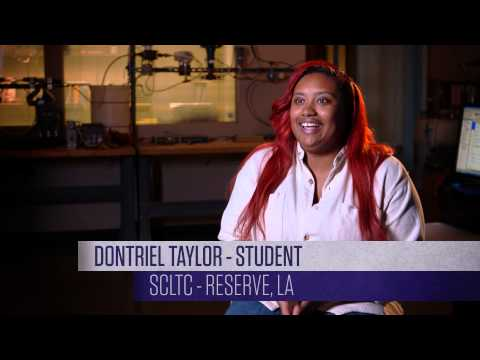 South Central Louisiana Technical College Student Success Story