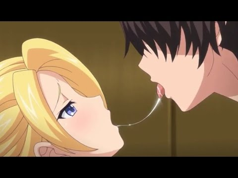 Top 10 Anime Kiss Scenes 2016 - Best Hot Moments