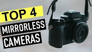 BEST 4: Mirrorless Camera 2018