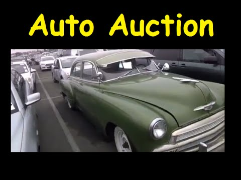 Auto Auction Car Auctions Video Preview & Research How To w/Colin