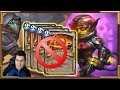 Hearthstone: Counter To OTK  Divine Spirit Priest! I Won With His Deck! I Love To Have Fun!