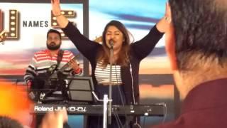 Presence & Teri Panah Mein | CHRISTINE THOMAS