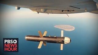 News Wrap: Trump says U.S. ship shot down encroaching Iranian drone