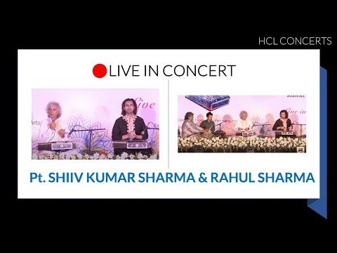 Pt. Shivkumar Sharma & Rahul Sharma - 6th September, 15