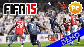 Fifa 15 [FR] - Le foot à son top niveau ! - Demo PC